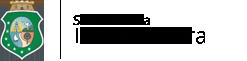 Logotipo preto da Secretaria da Infraestrutura