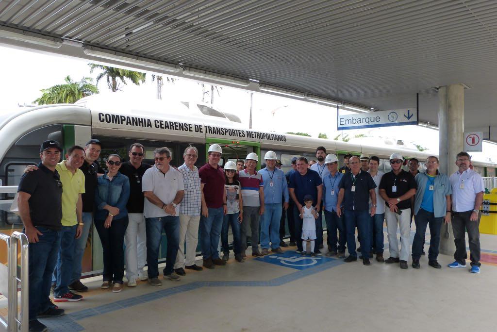 Seinfra estende operação experimental do VLT até a Estação Pontes Vieira