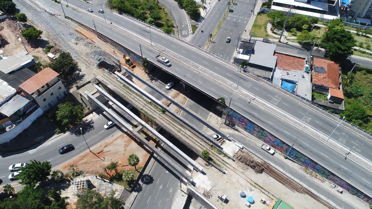 SEINFRA divulga próximas intervenções em vias para avanço das obras do VLT