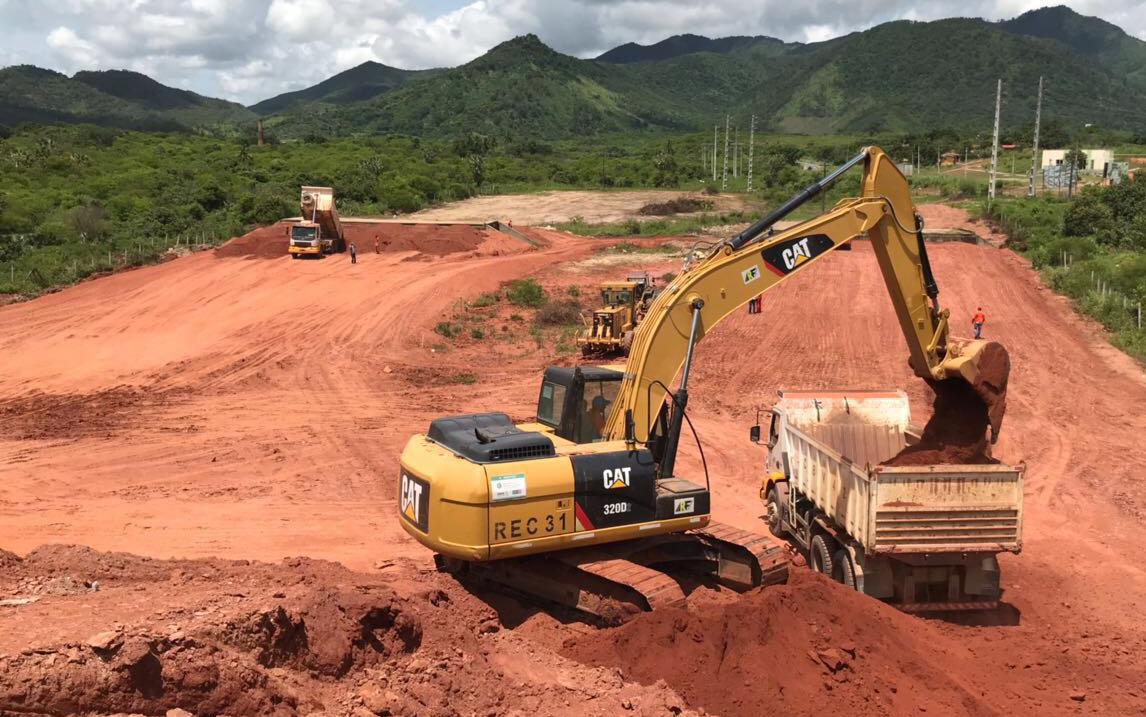 Governo do Ceará inicia obras de duplicação no trecho Pacatuba – Redenção