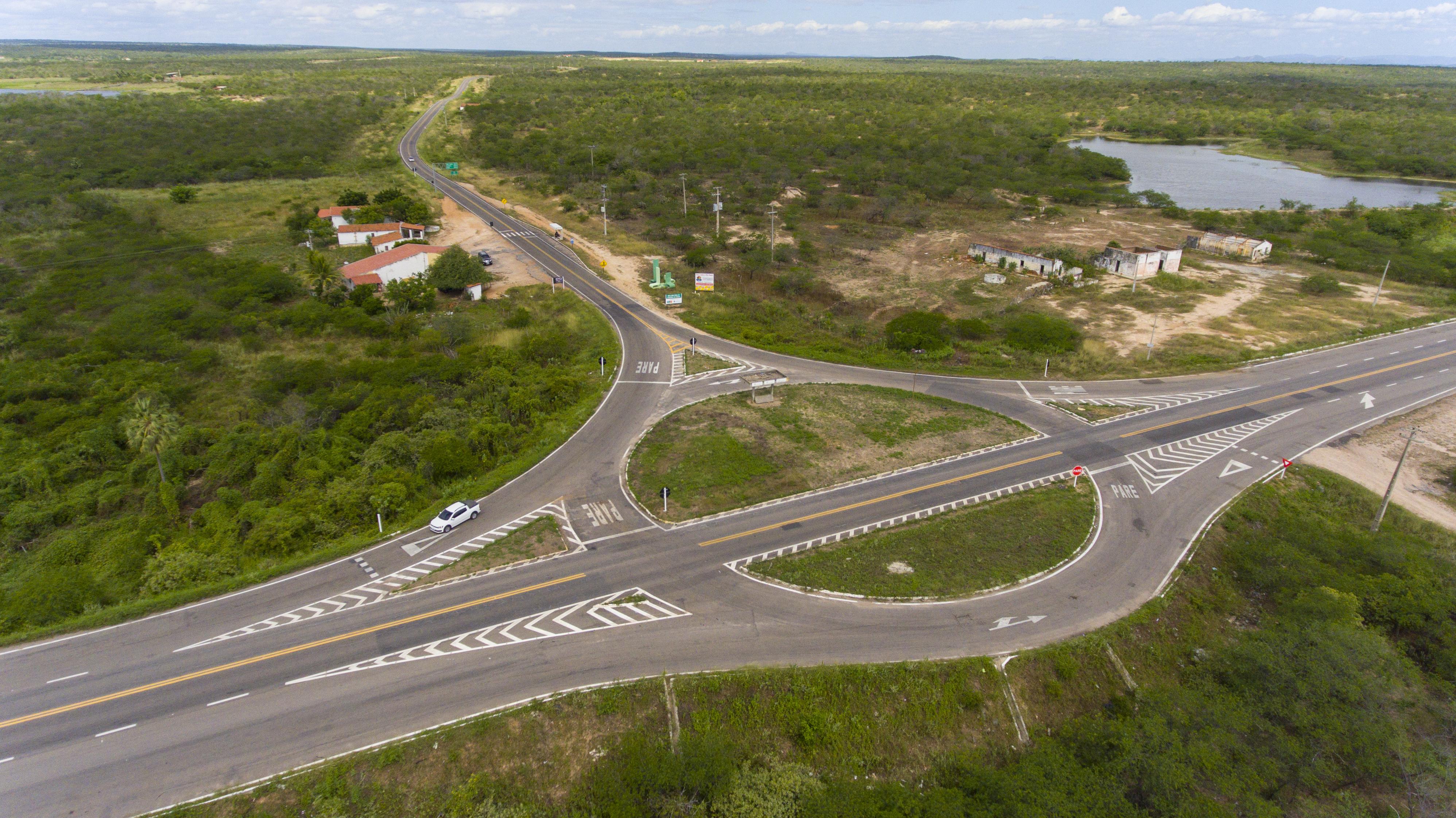 DER analisa pesquisa da CNT e reforça que 74% das estradas estaduais estão em boas condições de tráfego
