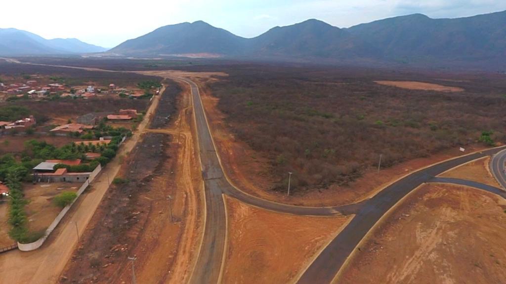 Obras da segunda etapa da Perimetral de Sobral seguem em ritmo avançado