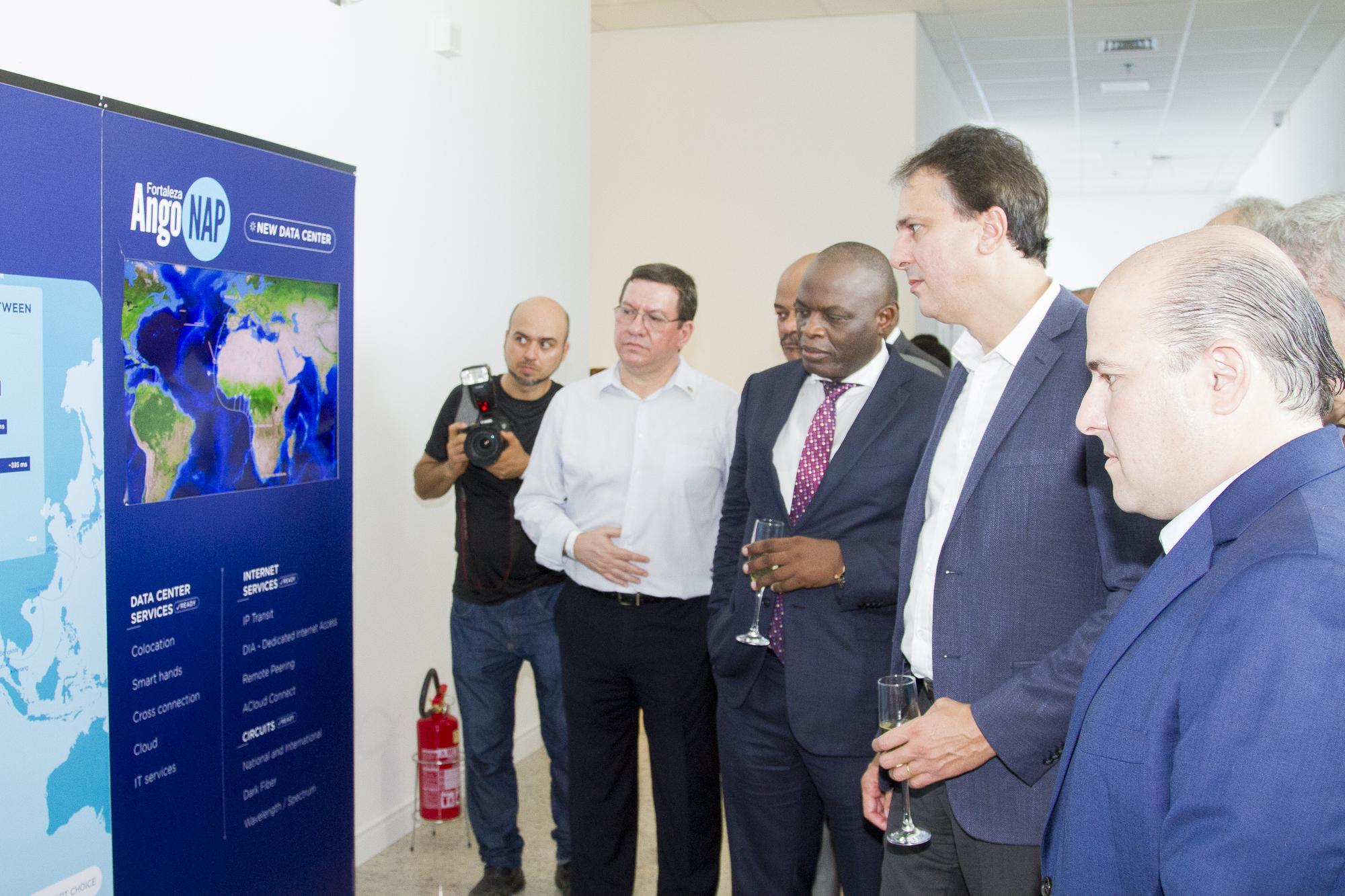Hub tecnológico: Data Center da Angola Cables amplia oportunidade para negócios digitais