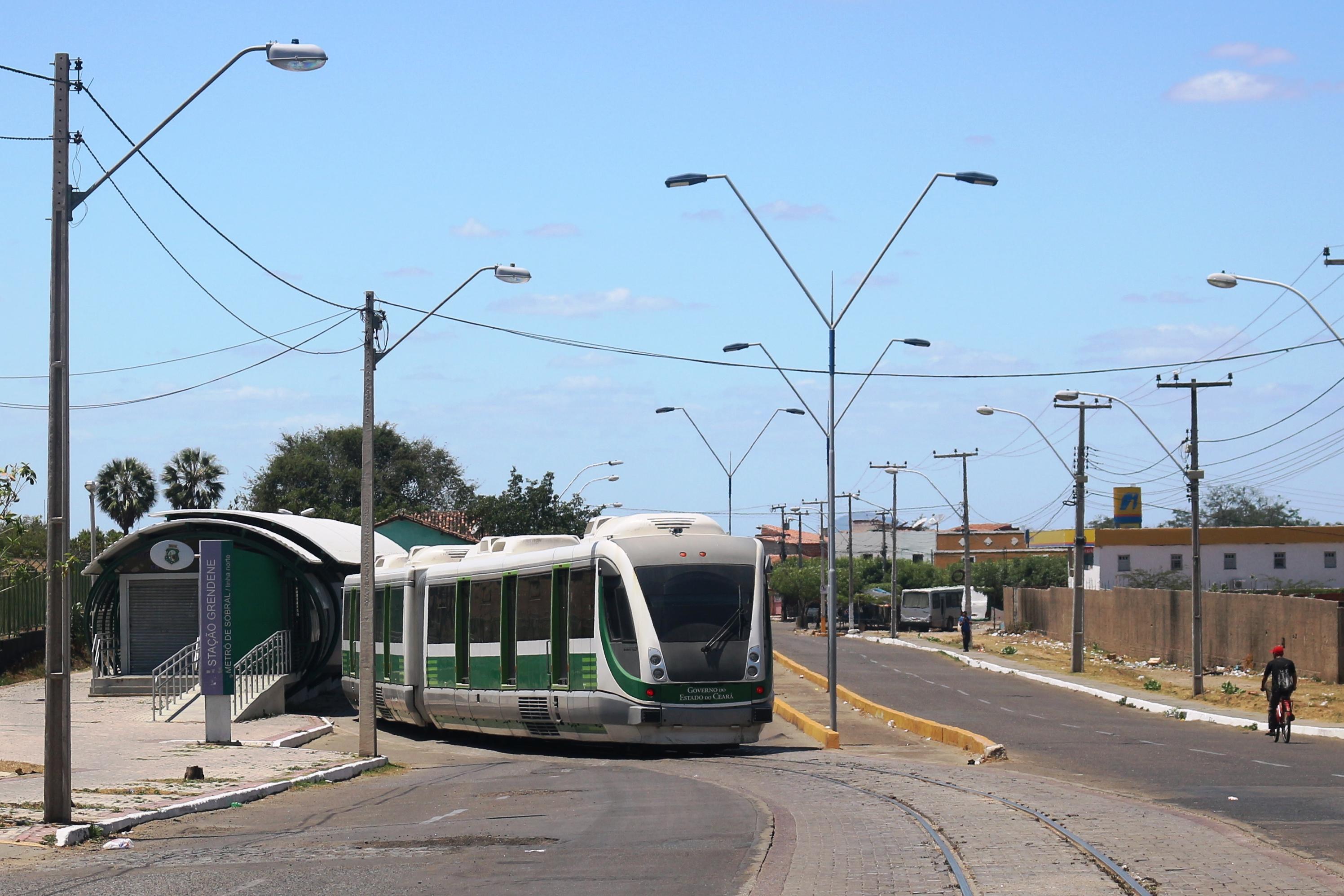 Provas da seleção pública para VLT de Sobral serão realizadas neste domingo (17)