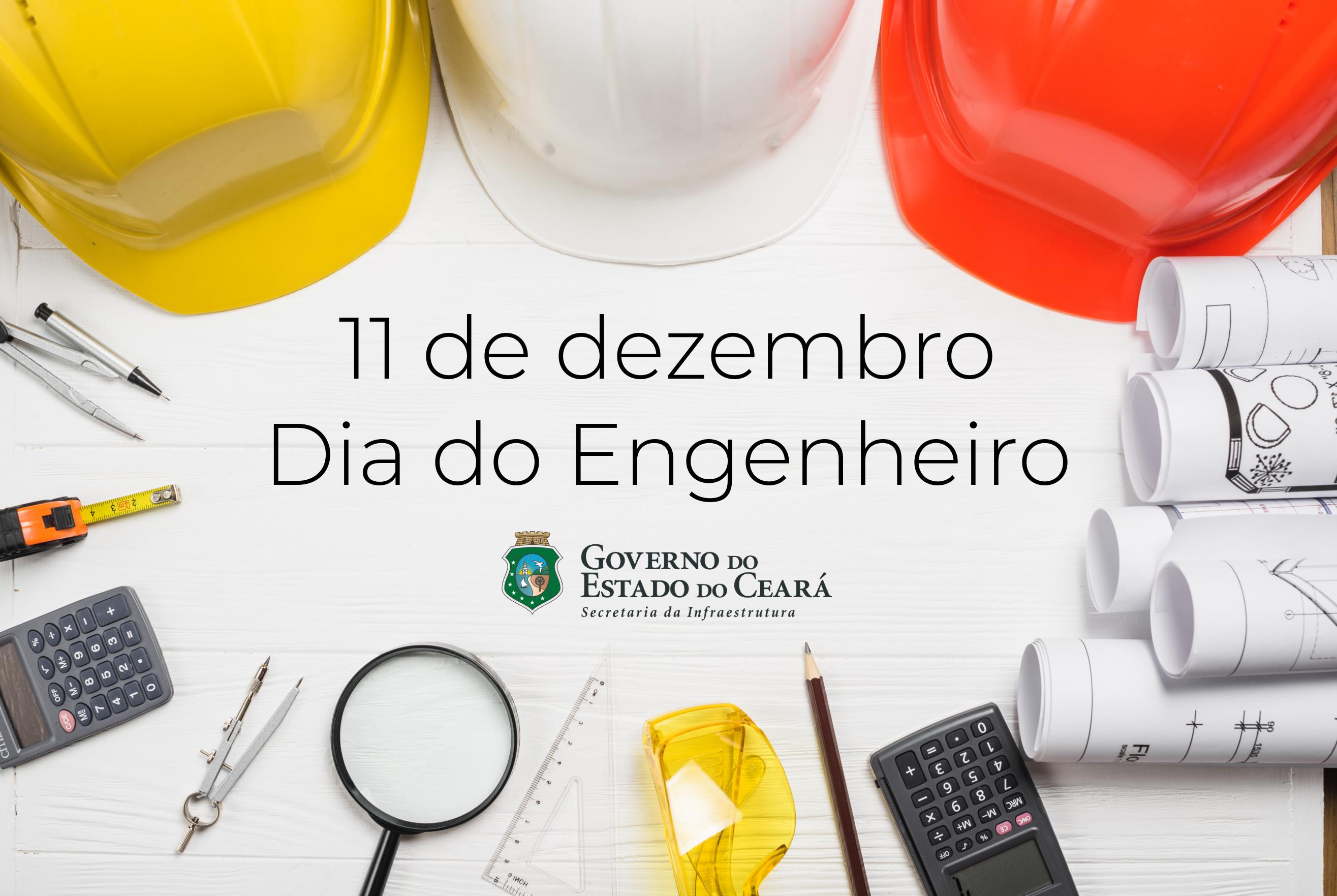 11 de dezembro – Dia do Engenheiro