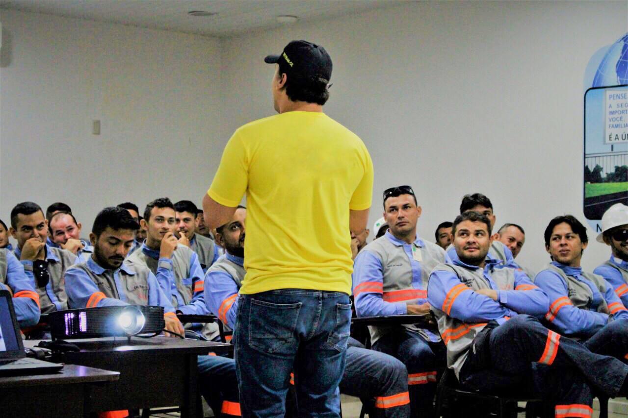 Detran oferece palestras gratuitas para empresas e instituições